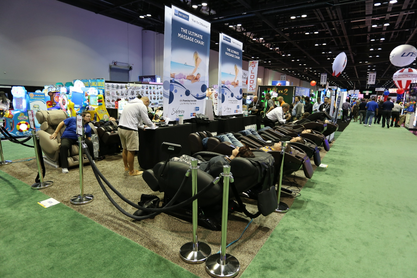 IAAPA 2014 Attraction Expo Review