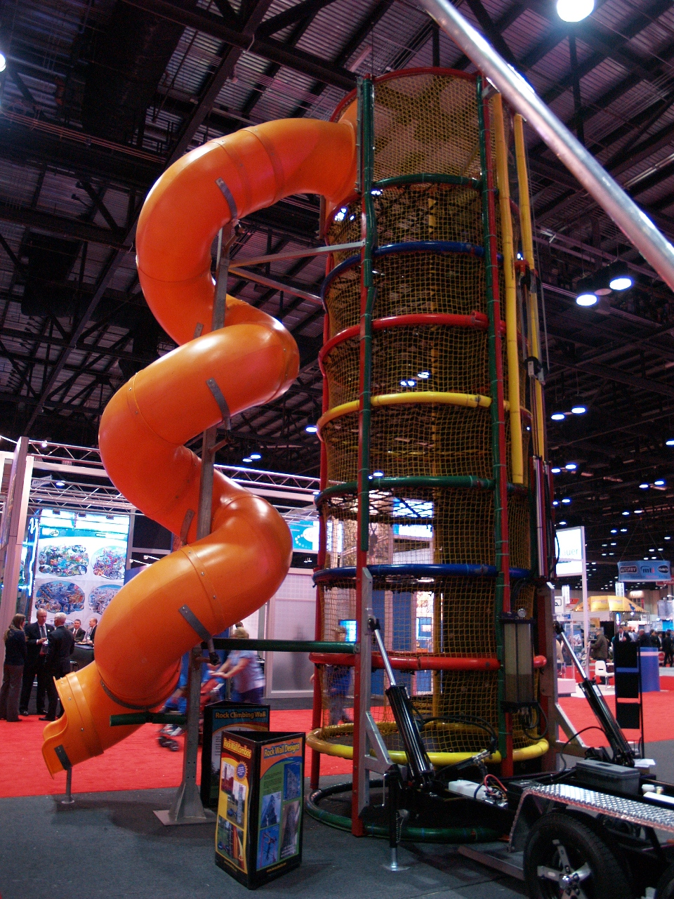 IAAPA 2014 annual show outing