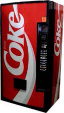 The History of Coke Vending Machines