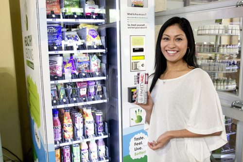 Make Money Running Your Own Vending Machine