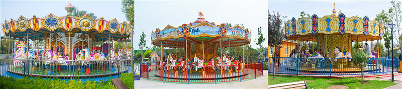 How Does A Carousel Ride Work?