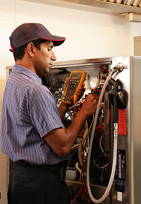 Vending machine repair and maintenance