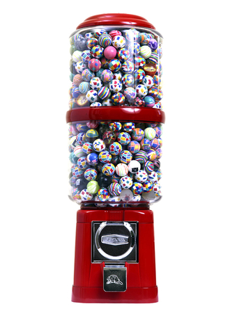 How to Open a Cylinder Gumball Machine if You Lost Your Key<style>.main_post_image_small {display:none;}</style>