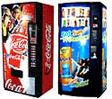 Intelligent Vending Machines point towards a cashless future