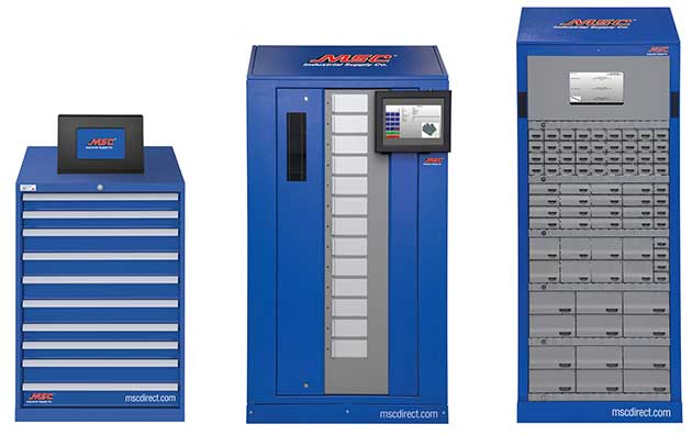 Workplace Vending Machines Ditch Candy Bars for Drill Bits