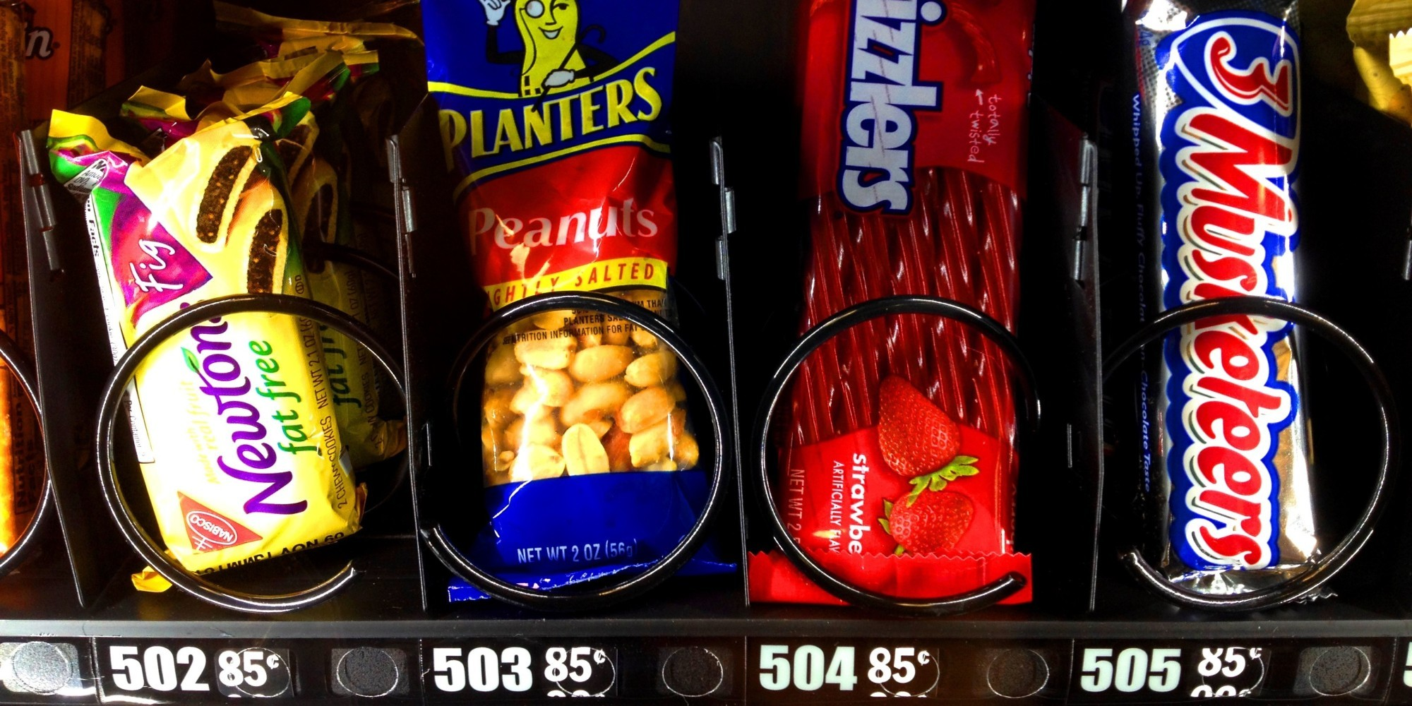 The 5 Best and Worst Picks in the Vending Machine
