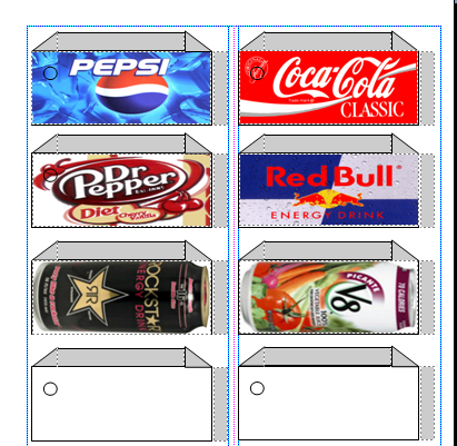 image relating to Free Printable Soda Machine Labels referred to as Vending advertisements billboard for fresh and utilised vending equipment absolutely free