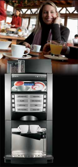 Purchasing a Coffee Vending Machine