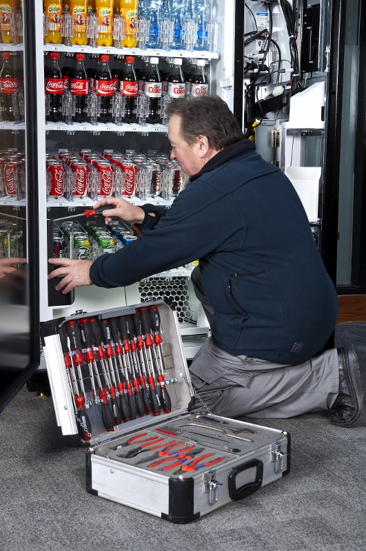 vending machine repair
