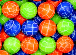 New Year, New Products – Bouncy Balls!