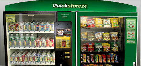 Are Vending Machines A Possible Business For You?