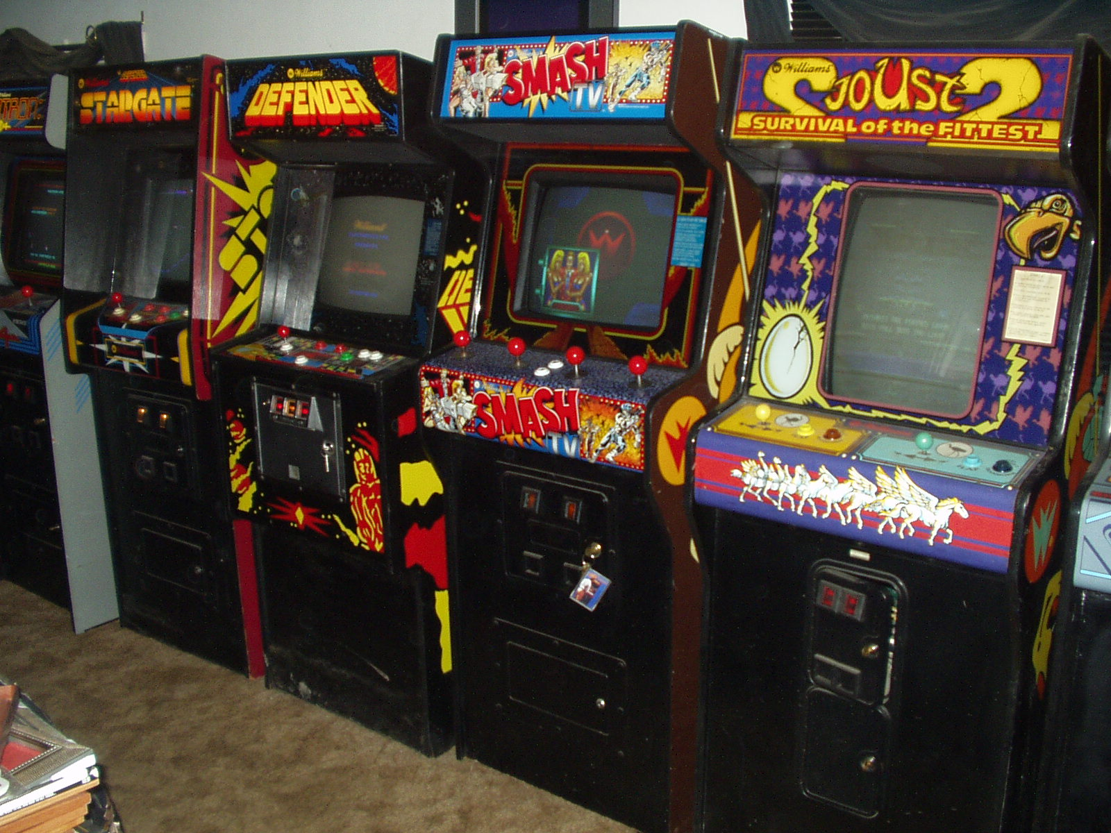 Tips For Increasing The Life Of Your Arcade Video Game