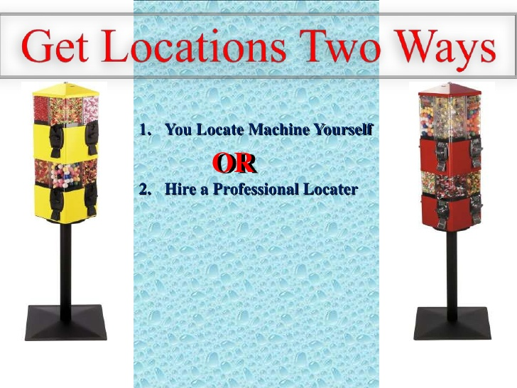 How to Find Great Vending Locations