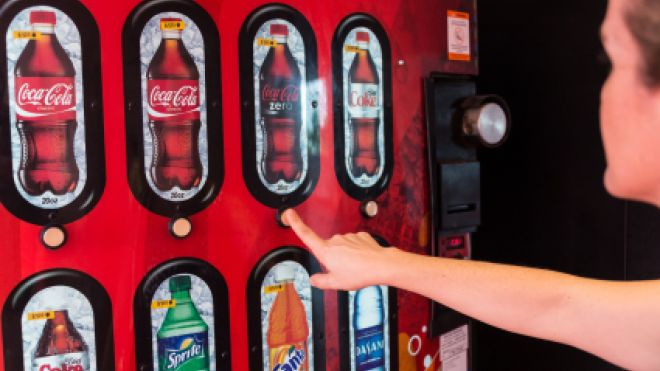 How to Clean a Soda Machine