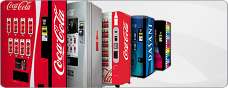 how much does a soda vending machine cost