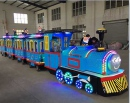 How Amusement Train Rides Can Impress Kids
